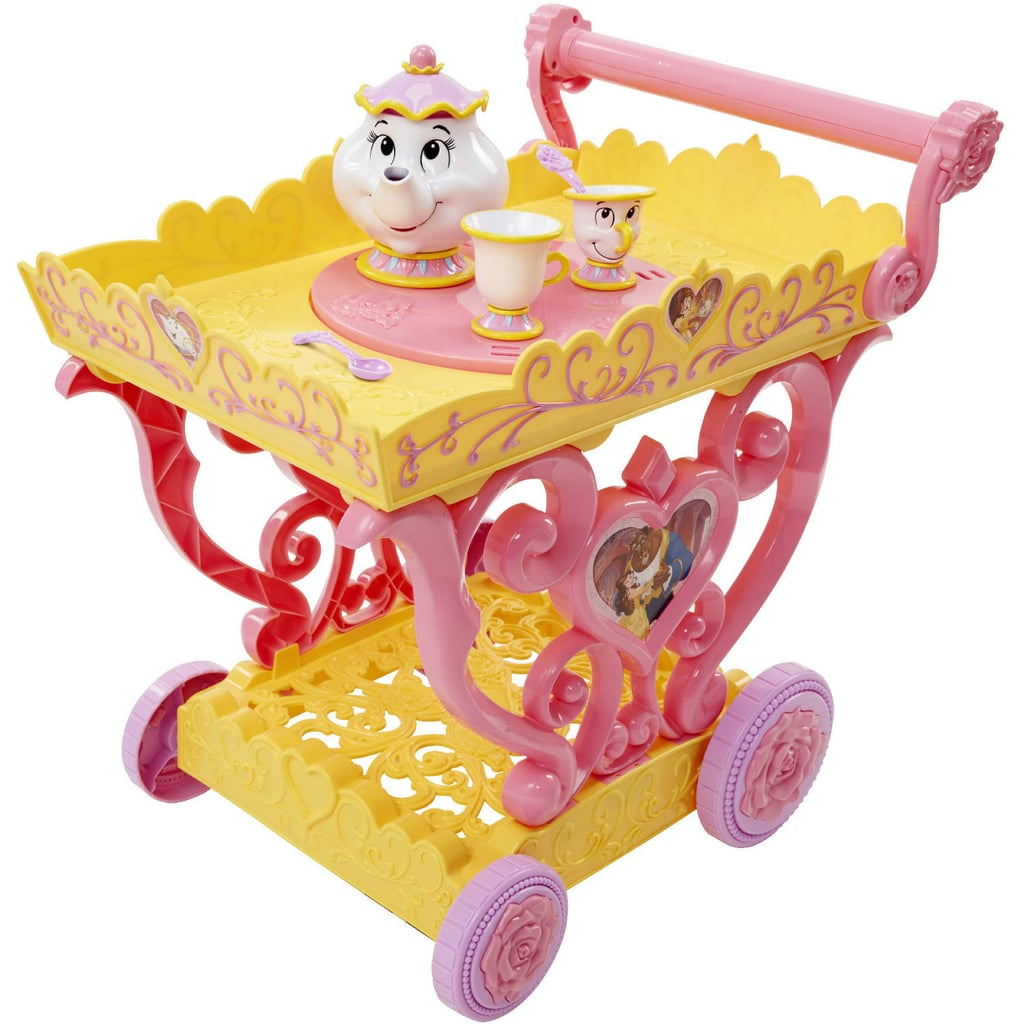For 3-Year-Olds: Princess Belle Musical Tea Party Cart