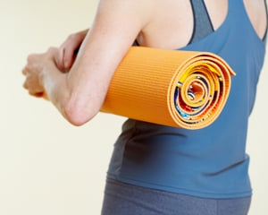 Do You Lend Out Your Yoga Mat?