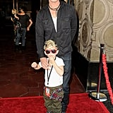 Kingston Rocks the Red Carpet