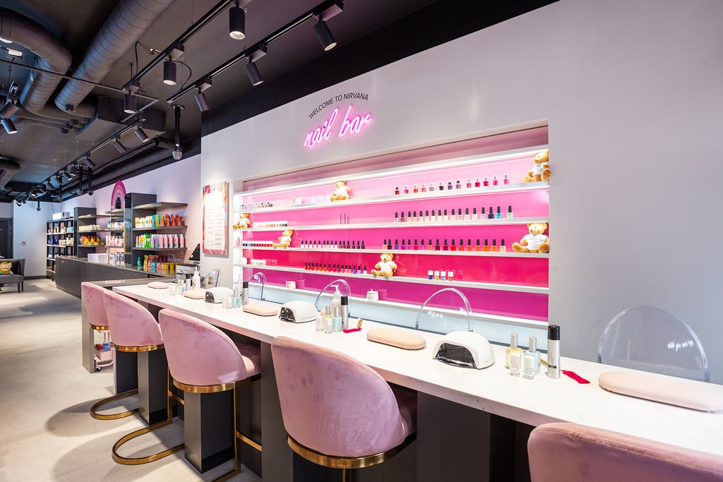 The First Floor Nail Bar