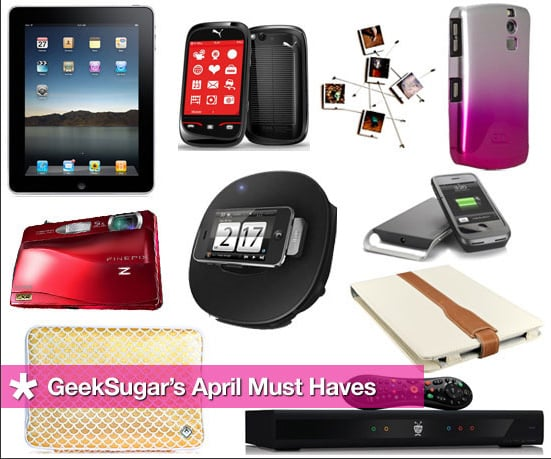 Must-Have Gadgets This Month