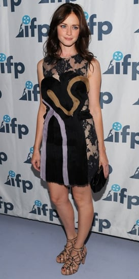 Alexis Bledel Wears Phillip Lim to the 2010 Independent Filmmaker Project Spring Gala in NYC