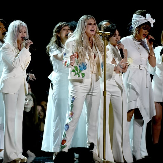 Reactions to Kesha's 2018 Grammys Performance