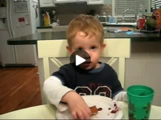 Presidential Impersonations by a Toddler