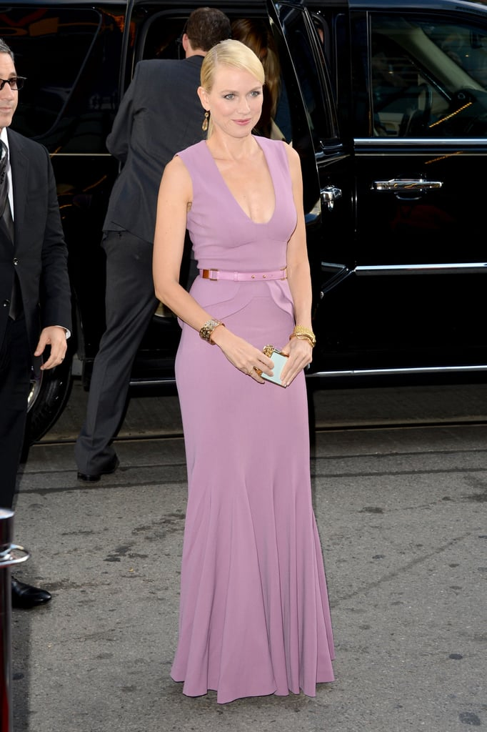Naomi Watts arrived for her premiere.