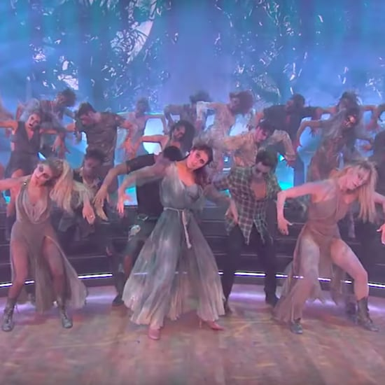 DWTS Performance to Billie Eilish on Halloween Night | Video