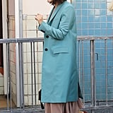 Mandy Moore Dressing Like Rebecca Pearson on This Is Us