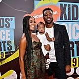 Gabrielle Union and Dwyane Wade Kids' Choice Sports Awards