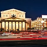 See a Ballet at the Famous Bolshoi Theatre in Moscow