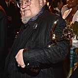 Pictured: George R. R. Martin