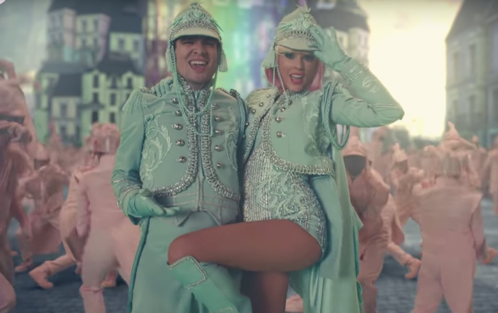 "Oh ""Me!"" Oh My — Taylor Swift and Brendon Urie Are Opening the Billboard Music Awards"