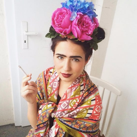 DIY Frida Kahlo Halloween Costumes