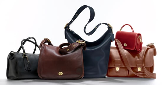 Coach Relaunches Classic '70s Heritage Bags With Net-a-Porter