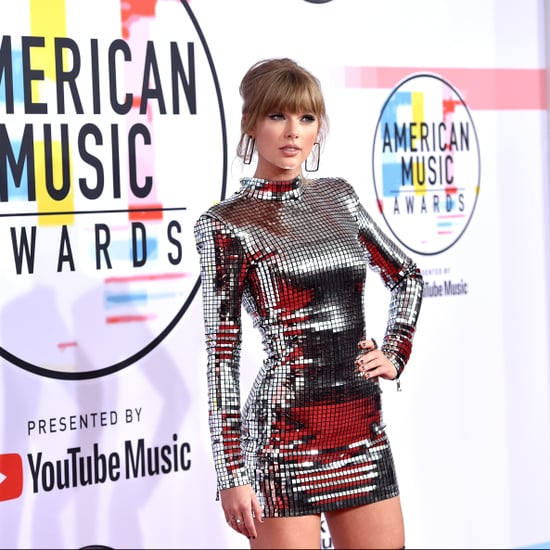 Taylor Swift's AMAs Dress 2018