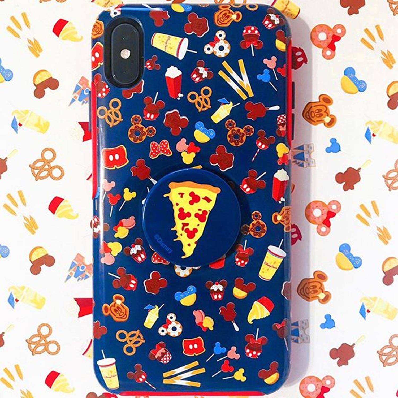 Disney Mickey Food Phone Case And Pop Socket Popsugar Food