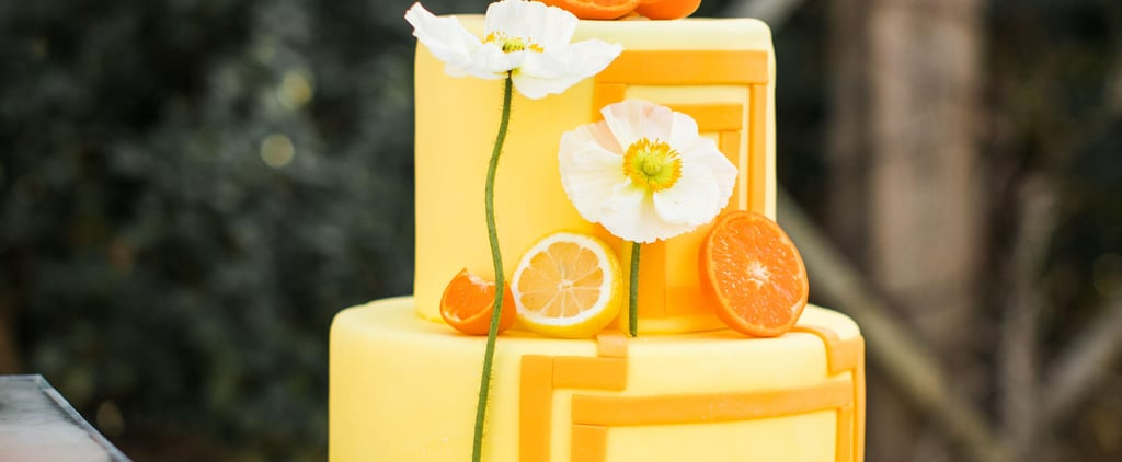20 Colourful Wedding Cake Ideas