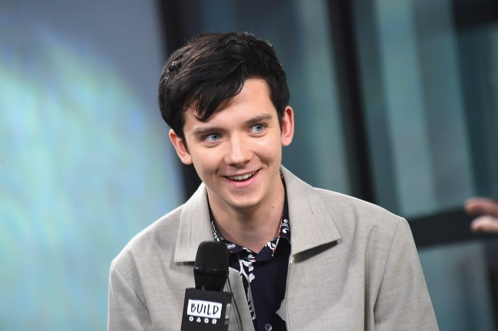 33 Cute-as-Hell Photos of British Babe Asa Butterfield to Brighten Your Day