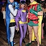 Perrey Reeves and her buddies were superheroes.