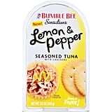 Bumble Bee Sensations Lemon & Pepper Seasoned Tuna With Crackers