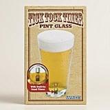 Tick Tock Timer Pint Glass