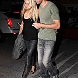 Enrique Iglesias and Anna Kournikova Pictures Together