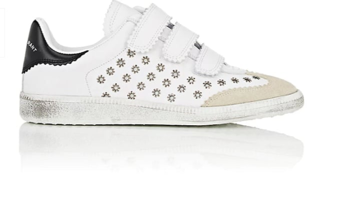 344f4e93629 The latest must-have sneakers from the queen of Parisian chic are these Isabel  Marant