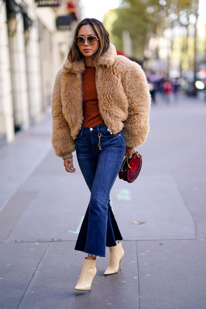 Fall Street Style Inspiration Popsugar Fashion