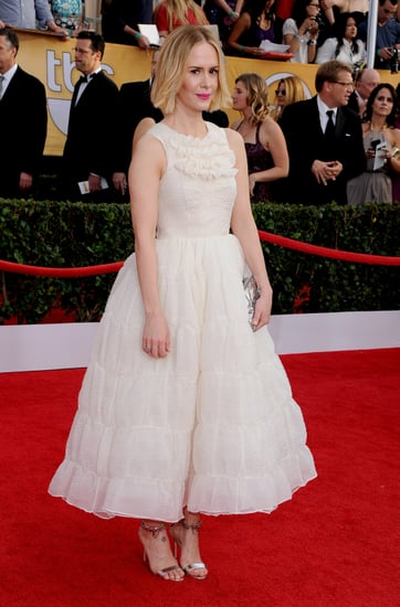 Sarah Paulson at the SAG Awards 2014