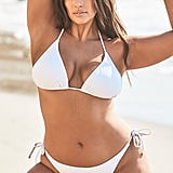 Ashley Graham x Swimsuits For All Icon White Bikini