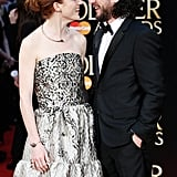 In April 2016, the pair stared into each other's eyes at the Olivier Awards in London.