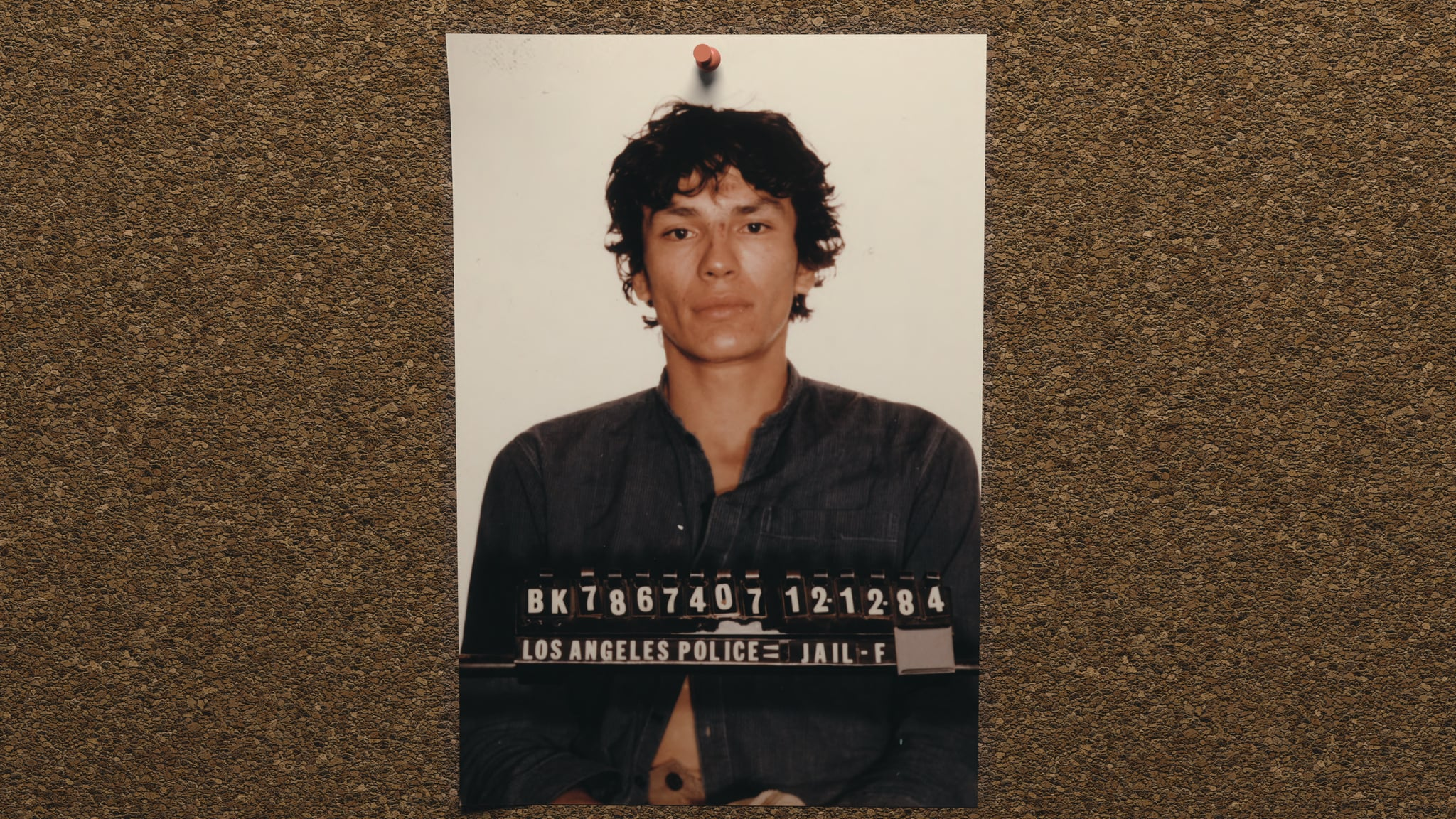 Richard Ramirez (The Night Stalker) in episode 4