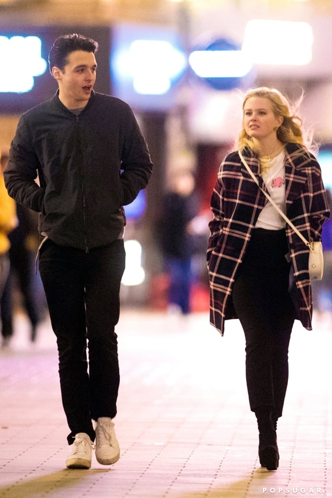 Ava Phillippe and Arthur McCartney in London Pictures 2018