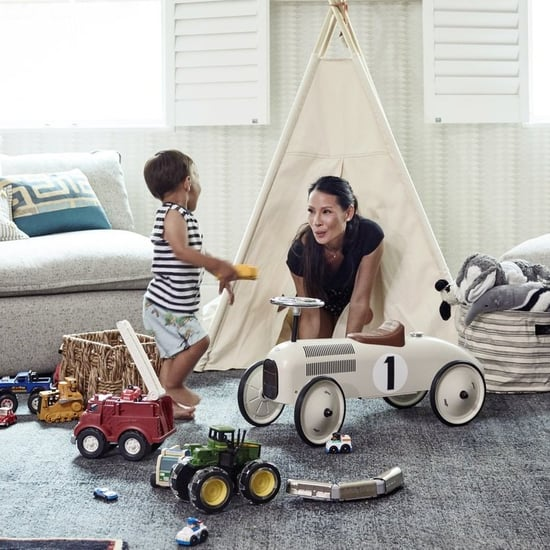 Lucy Liu's Playroom