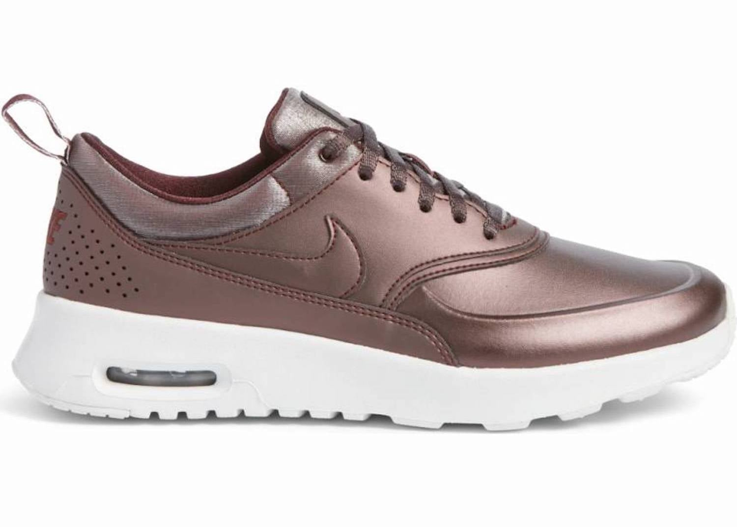 low priced 00050 08e4a Nike Air Max Thea Sneaker in Mahogany