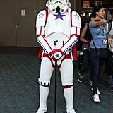 Patriotic Stormtrooper