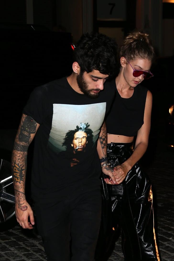 Who is zayn dating in Australia