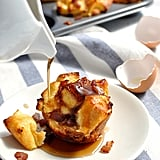 Pull-Apart Bacon French Toast Muffins