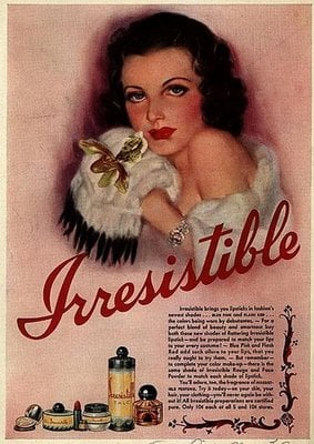Simply Irresistible: A Collection of Vintage Ads