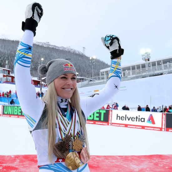Lindsey Vonn Last Career Race