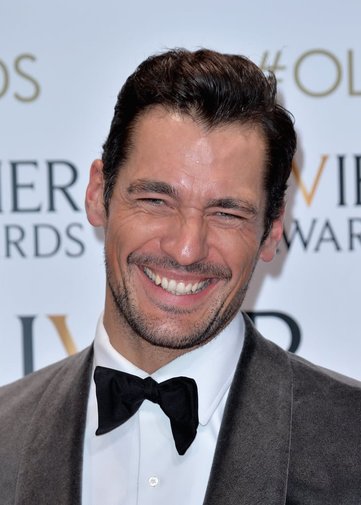 Great Hair Is All About The Cut Not The Products David Gandy