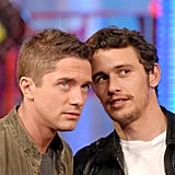 """When He Shared a Tender Moment With Topher Grace and You Said, """"That's It. My Body Is Done."""""""