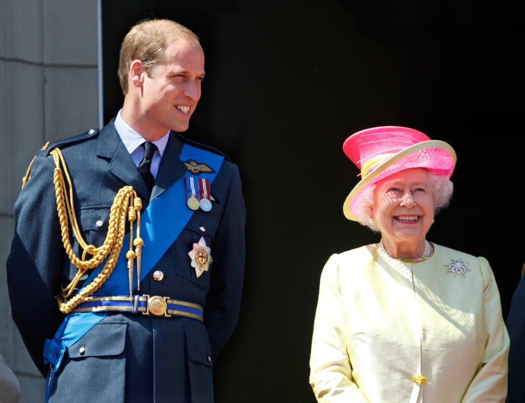 Prince William, 35