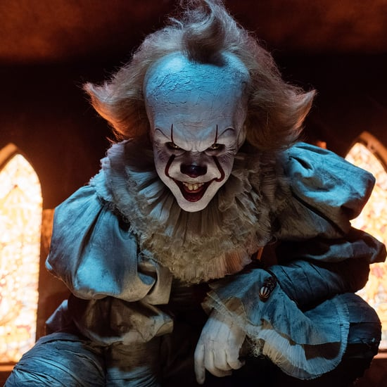How to Do Pennywise's It Clown Makeup