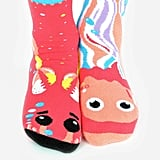 Pals Crab & Jellyfish Kids Socks