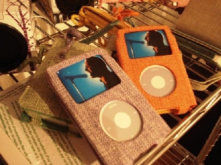 Love It Or Leave It: Hemp iPod Case?