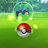 Spin the pokéball before you throw it.