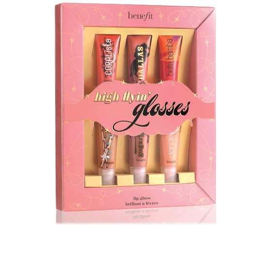 Benefit Lip Gloss Gift Set