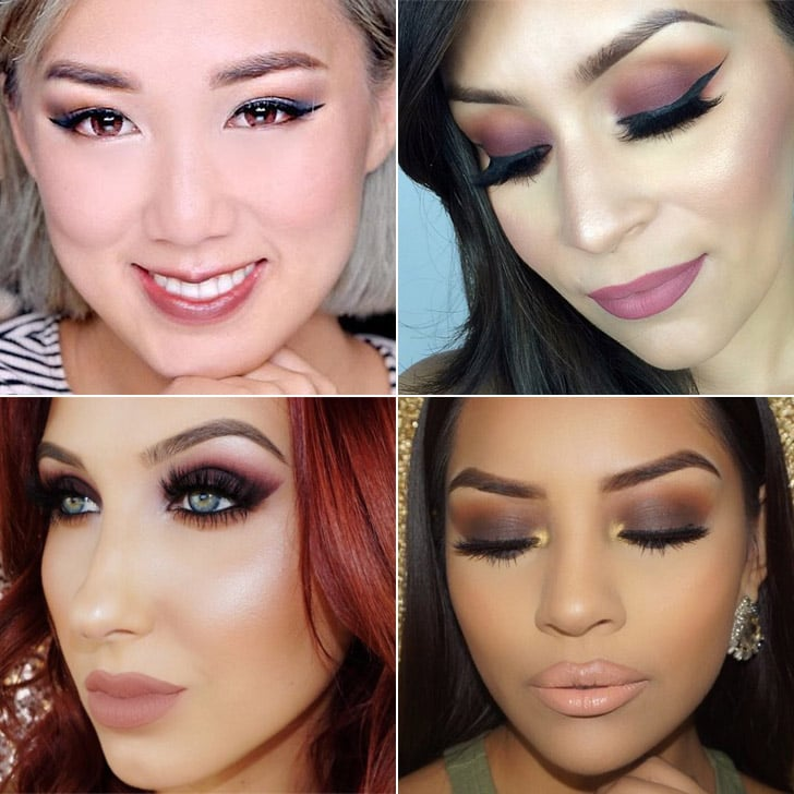 Fall Smoky Eye Makeup Tutorials Popsugar Beauty