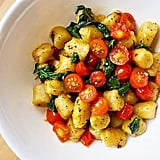 Sautéed Spinach and Tomatoes Make For Great Add-Ons