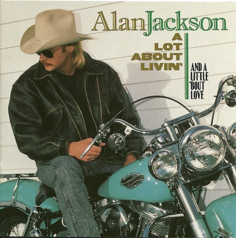 """Chattahoochee"" by Alan Jackson"